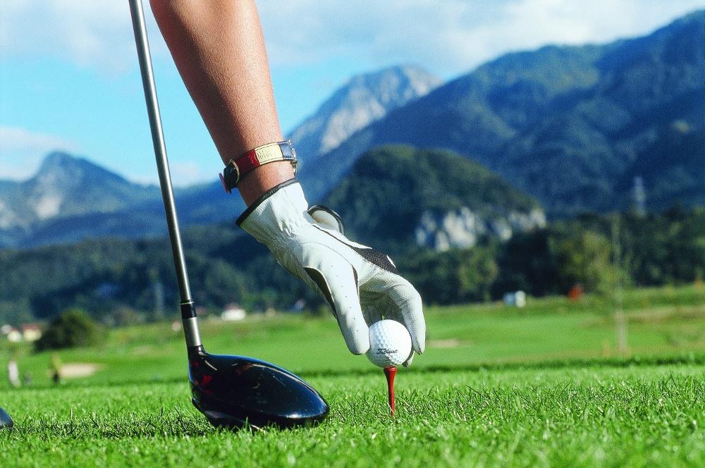 Godetevi la vostra giornata sul campo da golf
