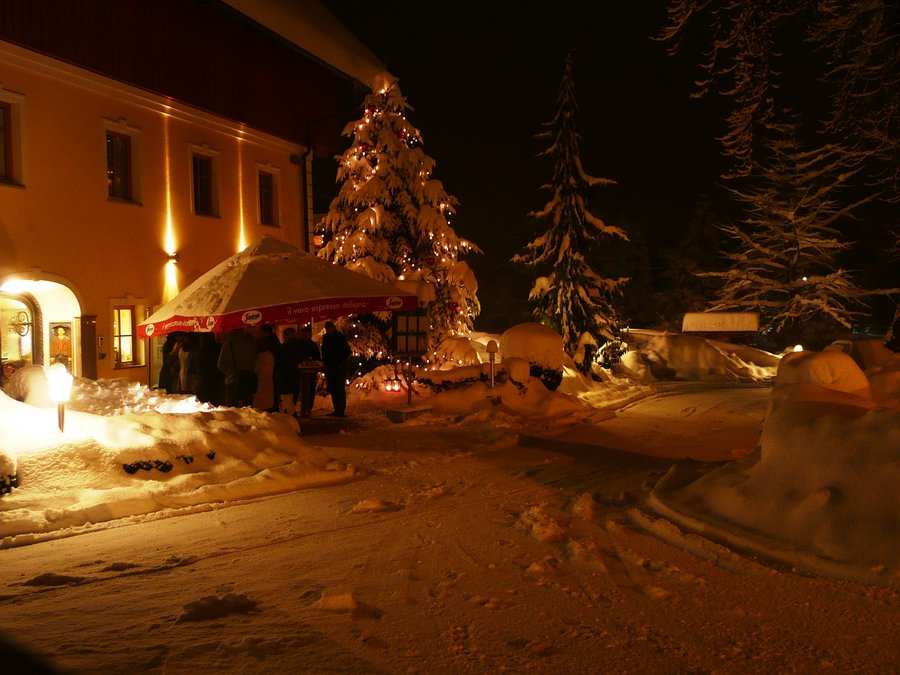 Inverno Vino Caldo al Hotel Zollner