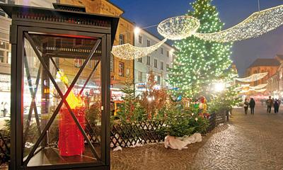 Christkindlmarkt in Villach